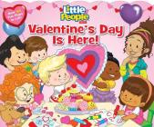 Fisher-Price Little People: Valentine's Day Is Here! (Fisher Price Lift-the-Flap) Cover Image