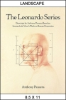 The Leonardo Series: Drawings by Anthony Panzera Based on Leonardo Da Vinci's Work on Human Proportion (Samuel Dorsky Museum of Art) Cover Image