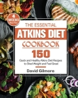 The Essential Atkins Diet Cookbook Cover Image