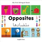 My First Bilingual Book–Opposites (English–Farsi) Cover Image