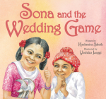 Sona and the Wedding Game Cover Image