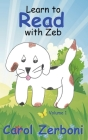 Learn to Read With Zeb, Volume 1 Cover Image
