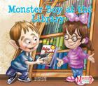 Monster Boy at the Library Cover Image