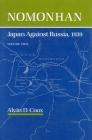 Nomonhan: Japan Against Russia, 1939 Cover Image