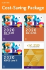 Buck's 2020 ICD-10-CM Hospital Edition, Buck's 2020 ICD-10-PCs Edition, 2020 HCPCS Professional Edition and AMA 2020 CPT Professional Edition Package Cover Image