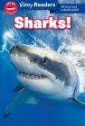Ripley Readers LEVEL1 LIB EDN Sharks!  Cover Image
