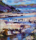 Mixed-Media Landscapes and Seascapes Cover Image