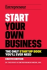 Start Your Own Business Cover Image