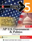 5 Steps to a 5: AP U.S. Government & Politics 2019 Cover Image