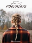 Taylor Swift - Evermore Piano/Vocal/Guitar Songbook Cover Image