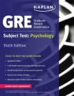 GRE Subject Test: Psychology (Kaplan Test Prep) Cover Image