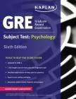 GRE Subject Test: Psychology (Kaplan Test Prep) Cover Image