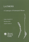 LATMOSS, A Catalogue of Neotropical Mosses Cover Image