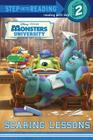 Scaring Lessons (Disney/Pixar Monsters University) (Step into Reading) Cover Image