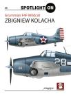 Grumman F4F Wildcat (Spotlight on) Cover Image