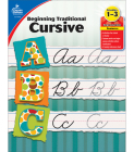 Beginning Traditional Cursive, Grades 1 - 3 (Learning Spot) Cover Image