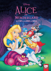 Disney Alice in Wonderland: The Story of the Movie in Comics Cover Image