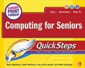 Computing for Seniors QuickSteps Cover Image
