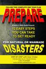 Prepare: 12 Month Natural or Manmade Disaster Survival Guide Cover Image