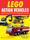 Lego Action Vehicles: Police Helicopter, Fire Truck, Ambulance, and More Cover Image