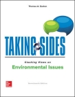 Taking Sides: Clashing Views on Environmental Issues Cover Image