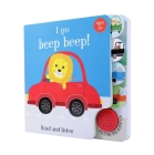 I Go...Beep Beep (Sound Book) (iSeek) Cover Image