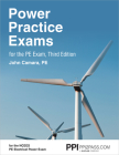 PPI Power Practice Exams for the PE Exam, 3rd Edition – Comprehensive Practice for the NCEES PE Electrical Power Exam Cover Image