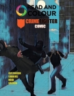 Read and Colour: Crime Fighter Comic Cover Image