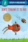Don't Throw It to Mo! (Step into Reading) Cover Image