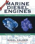 Marine Diesel Engines: Maintenance, Troubleshooting, and Repair Cover Image