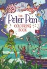 The Peter Pan Colouring Book Cover Image