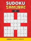 Sudoku Samurai 77: Collection de 100 Sudokus Samouraï pour Adultes - Facile et Difficile - Idéal pour augmenter la mémoire et la logique Cover Image