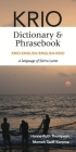 Krio-English/English-Krio Dictionary & Phrasebook Cover Image
