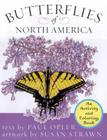 Butterflies of North America: An Activity and Coloring Book Cover Image