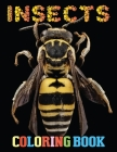 Insect Coloring Book: A Fun Activity Book Full of Insects Coloring Pages. You will like that!! Cover Image