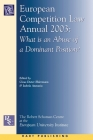 European Competition Law Annual 2003: What is an Abuse of a Dominant Position? Cover Image