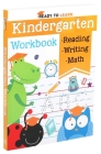 Ready to Learn: Kindergarten Workbook Cover Image
