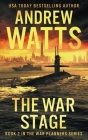 The War Stage (War Planners #2) Cover Image