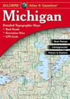 Michigan - Delorme 8th Cover Image