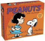 Peanuts 2019 Day-to-Day Calendar Cover Image