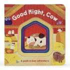 Good Night, Cow (Peek-A-Boo Board Books) Cover Image