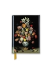 National Gallery – Bosschaert: A Still Life of Flowers (Foiled Pocket Journal) (Flame Tree Pocket Notebooks) Cover Image