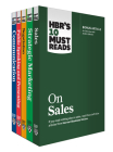 Hbr's 10 Must Reads for Sales and Marketing Collection (5 Books) Cover Image