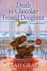 Death by Chocolate Frosted Doughnut (A Death by Chocolate Mystery #3) Cover Image