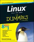 Linux All-In-One for Dummies Cover Image