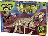 Giant Dinosaur Skeleton Kit Cover Image