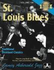 Jamey Aebersold Jazz -- St. Louis Blues, Vol 100: Traditional Dixieland Classics, Book & CD (Jazz Play-A-Long for All Instrumentalists and Vocalists) Cover Image