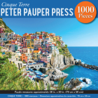 Cinque Terre Jigsaw Puzzle Cover Image