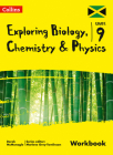 Exploring Biology, Chemistry and Physics: Workbook: Grade 9 for Jamaica Cover Image
