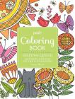 Posh Adult Coloring Book Inspired Garden: Soothing Designs for Fun & Relaxation (Posh Coloring Books #17) Cover Image